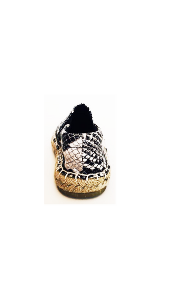 Maisonette, Hiss Slip On - Faux Snakeskin