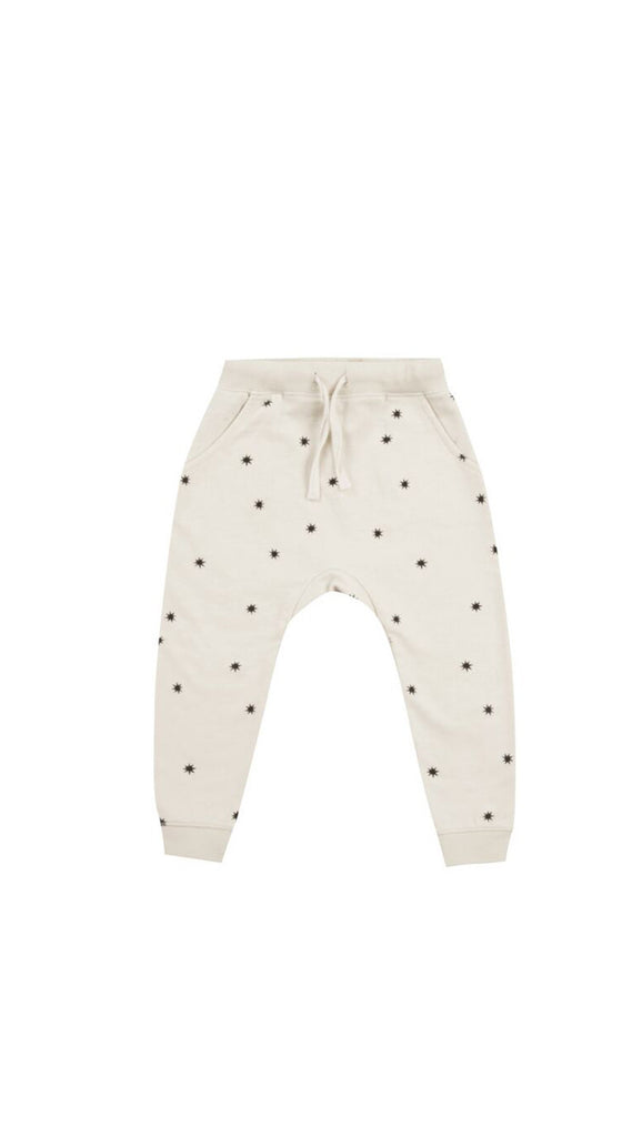 Rylee + Cru Starlight Sweatpants - Cream