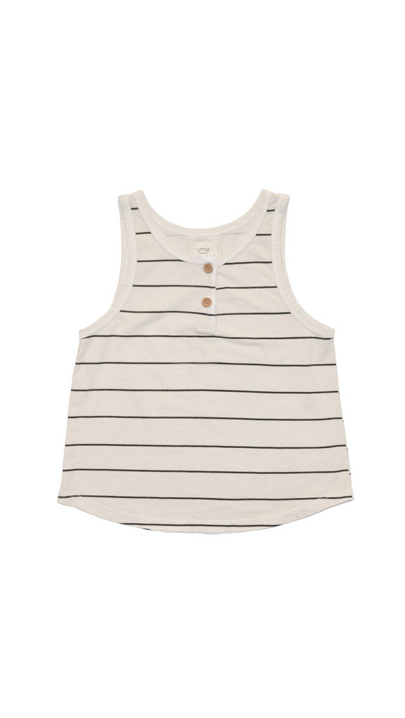 Little Urban Apparel, Tank Top - Island Stripe