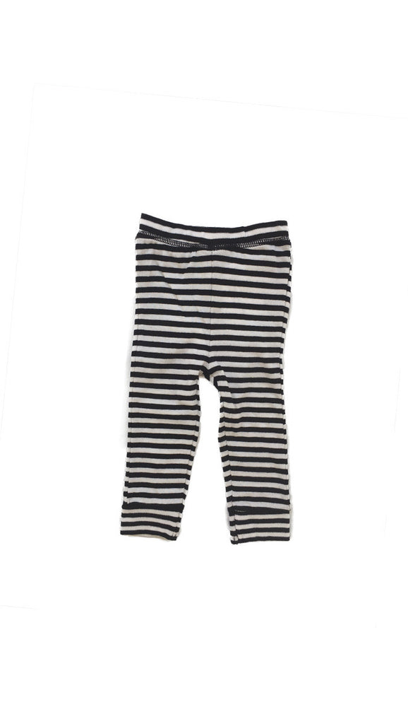 Goat Milk, Baby Thermal Pant - Striped