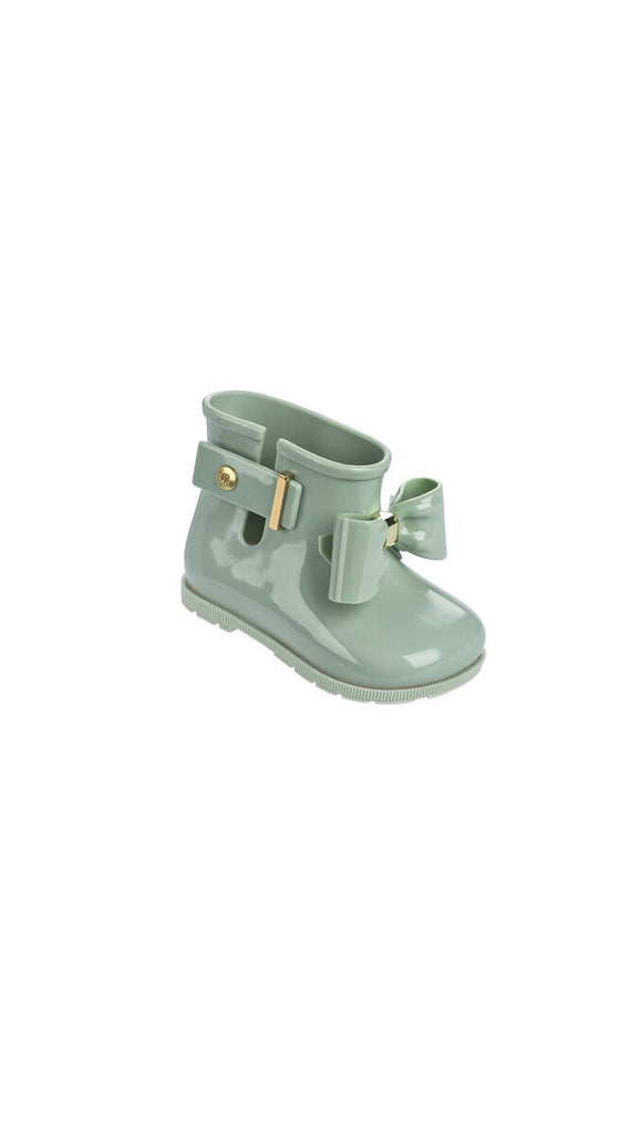 Mini Melissa, Sugar Rain Bow - Baby Green