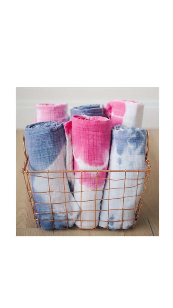 Shibori Shoppe, Shibori Swaddle - More Colors