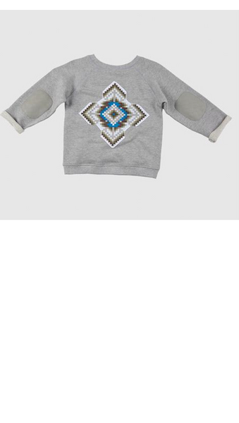 - Kaleidoscope Star Sweater
