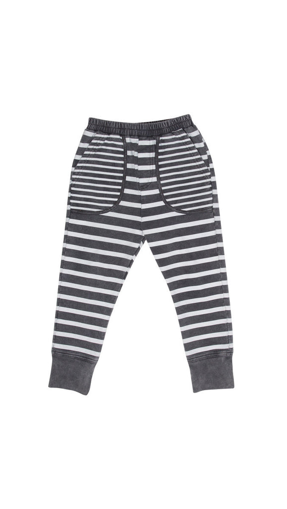 Zuittion, Trackies - Charcoal