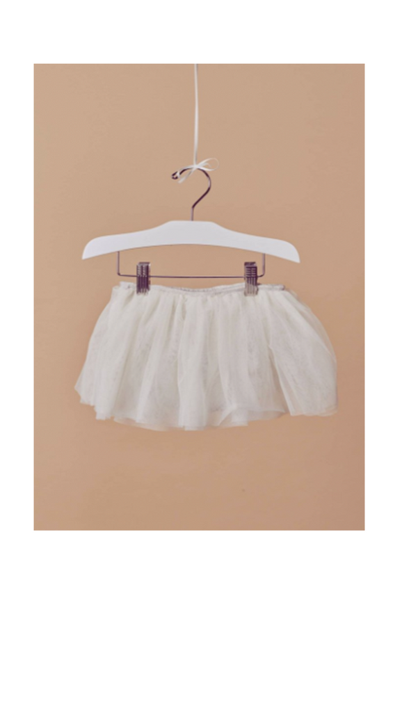 Lil Lemons, Tutu Party Skirt - French Vanilla
