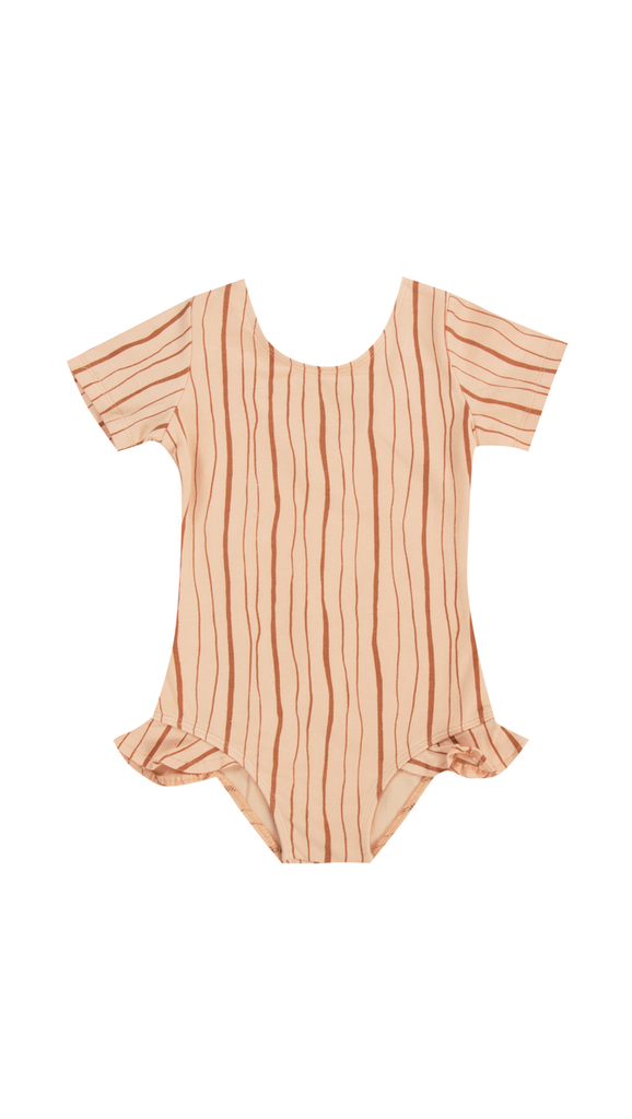 Rylee + Cru, Linus Leotard - Blush