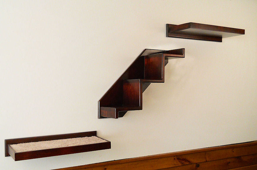Cat Climbing Stairs C Amp D Pet Products