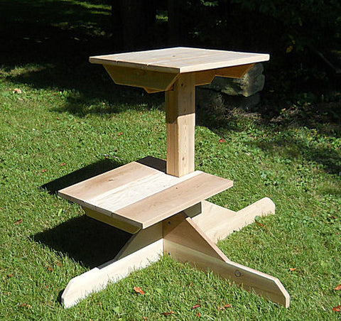 2 Tier Outdoor Cat Perch
