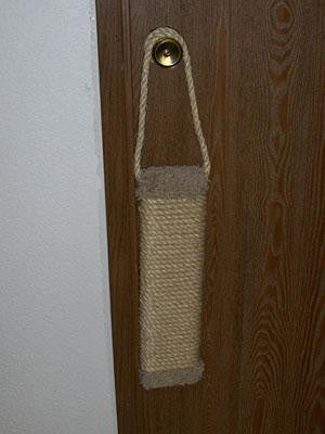 Photo of Hanging Scratcher