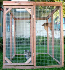 Economy Cat Enclosure Kit