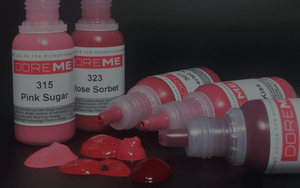 Doreme Lip Pigment Colours