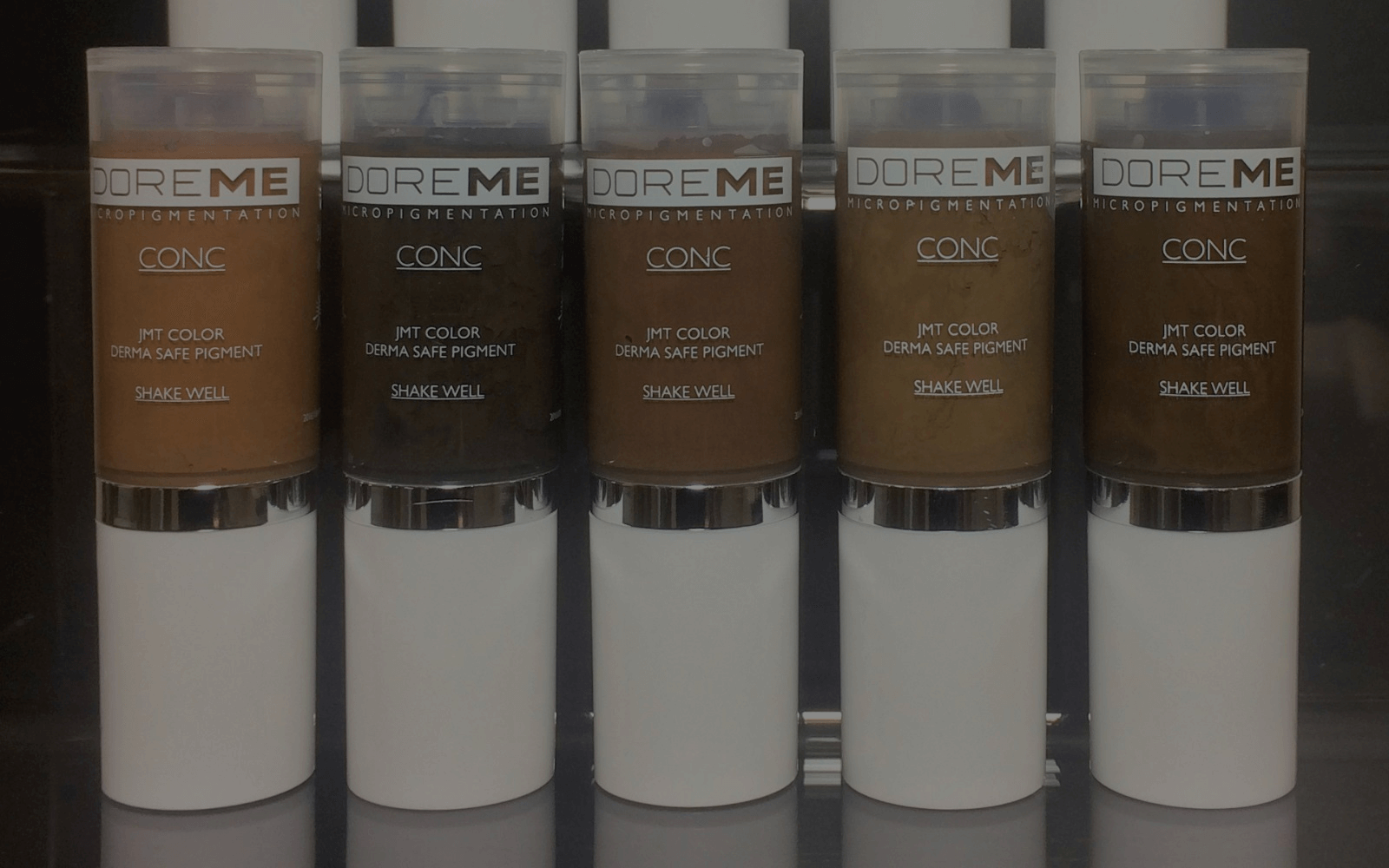 Doreme Permanent Makeup Microblading Pigments UK Distributor Supplier Wholesale