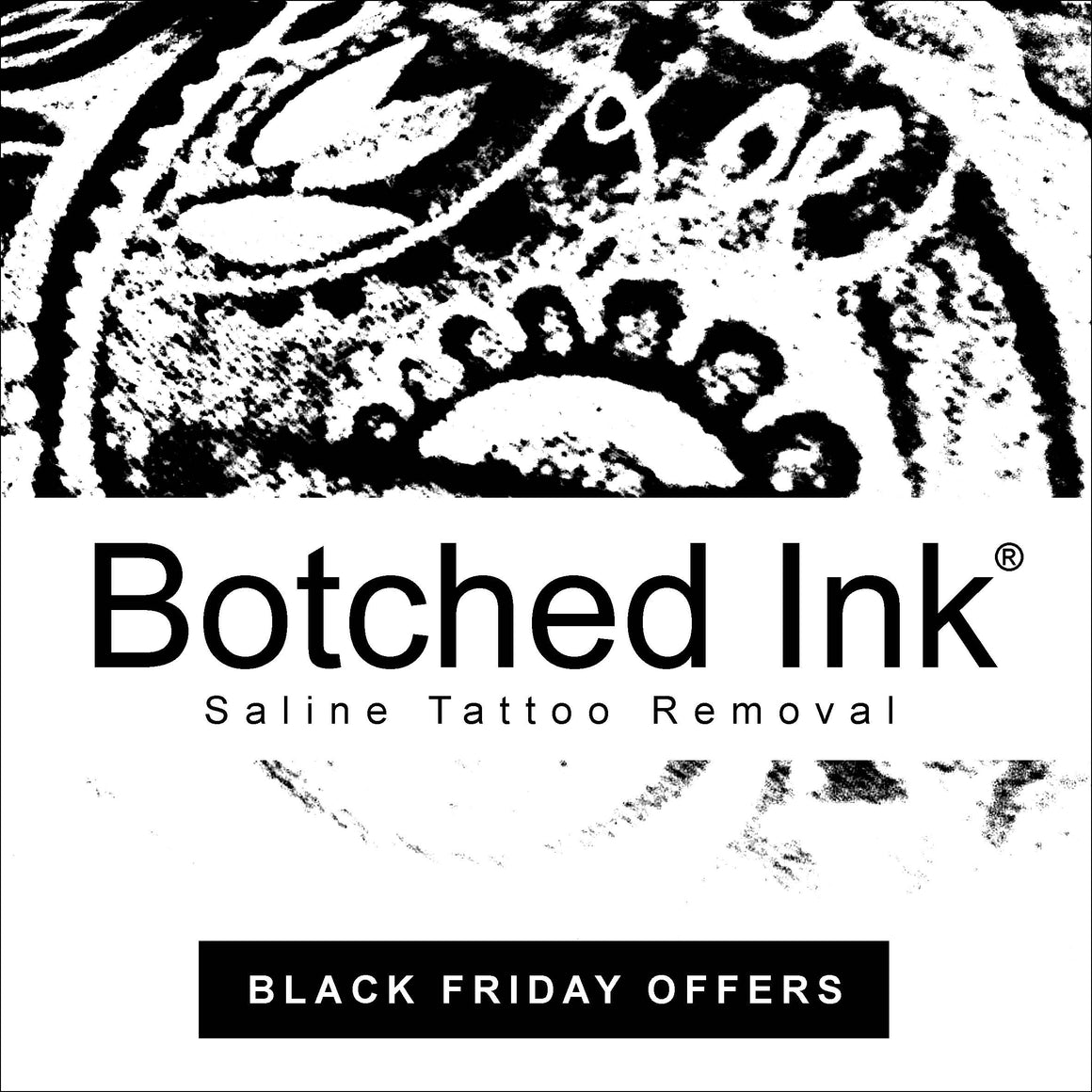 Botched Ink® Saline Tattoo Removal Training Course Workshop Permanent Makeup Microblading Scalp Micropigmentation