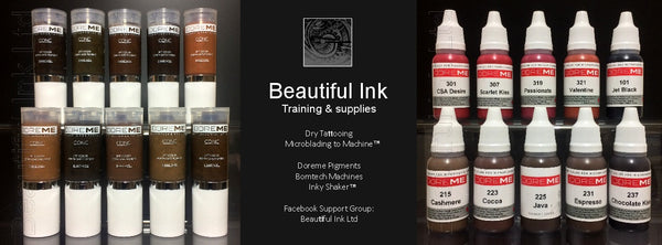 Beautiful Ink Ltd Facebook Support Group