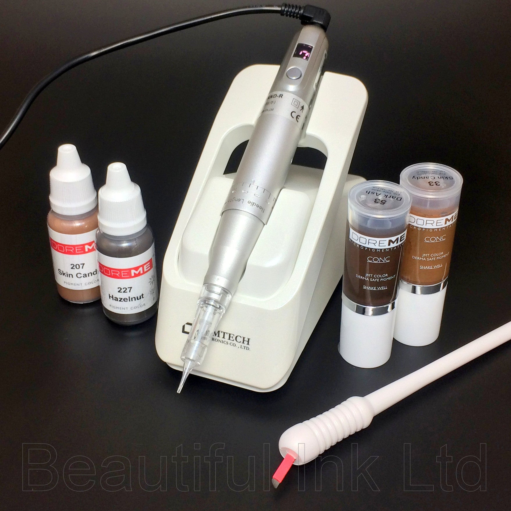 Microblading to Machine® Conversion Course