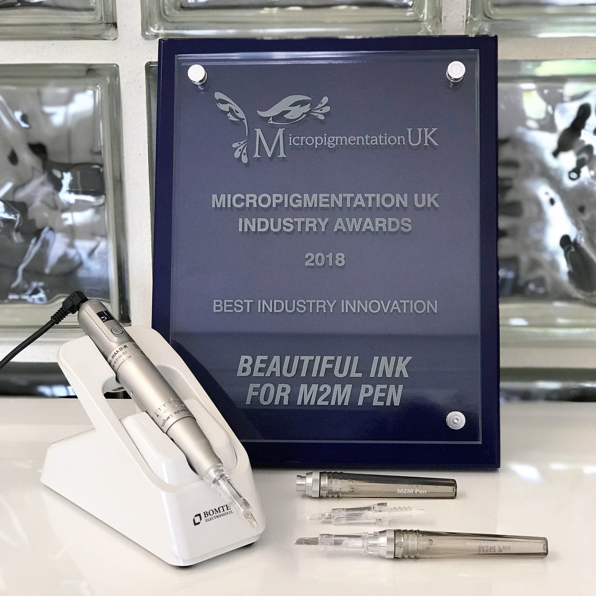 M2M Pen® hand tool microblading to machine®