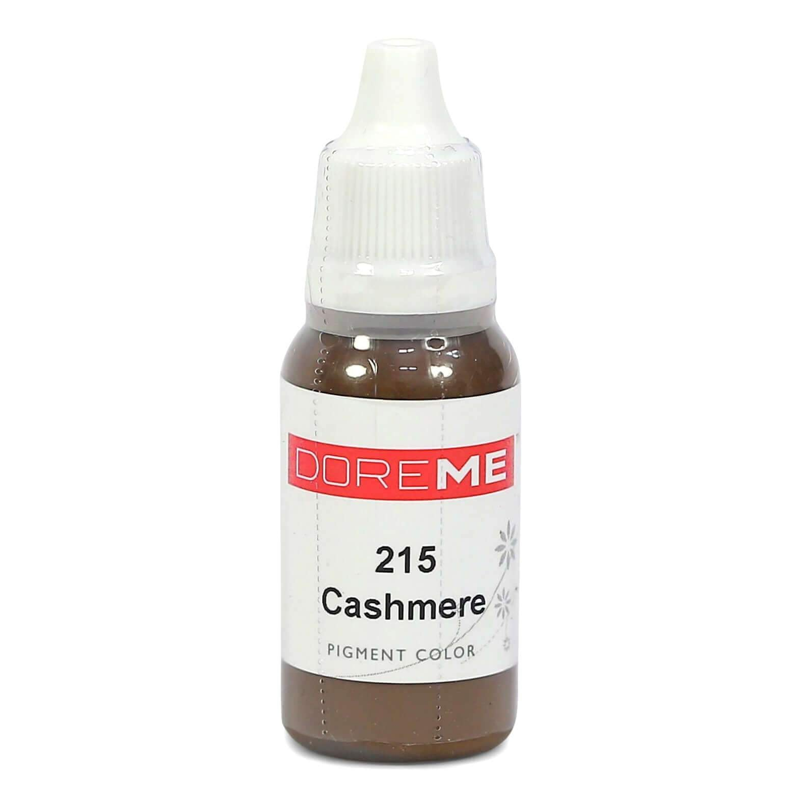 Permanent Makeup pigments Doreme Micropigmentation Eyebrow, Eyeliner, Lip Colours 215 Cashmere (c) - Beautiful Ink UK trade and wholesale supplier
