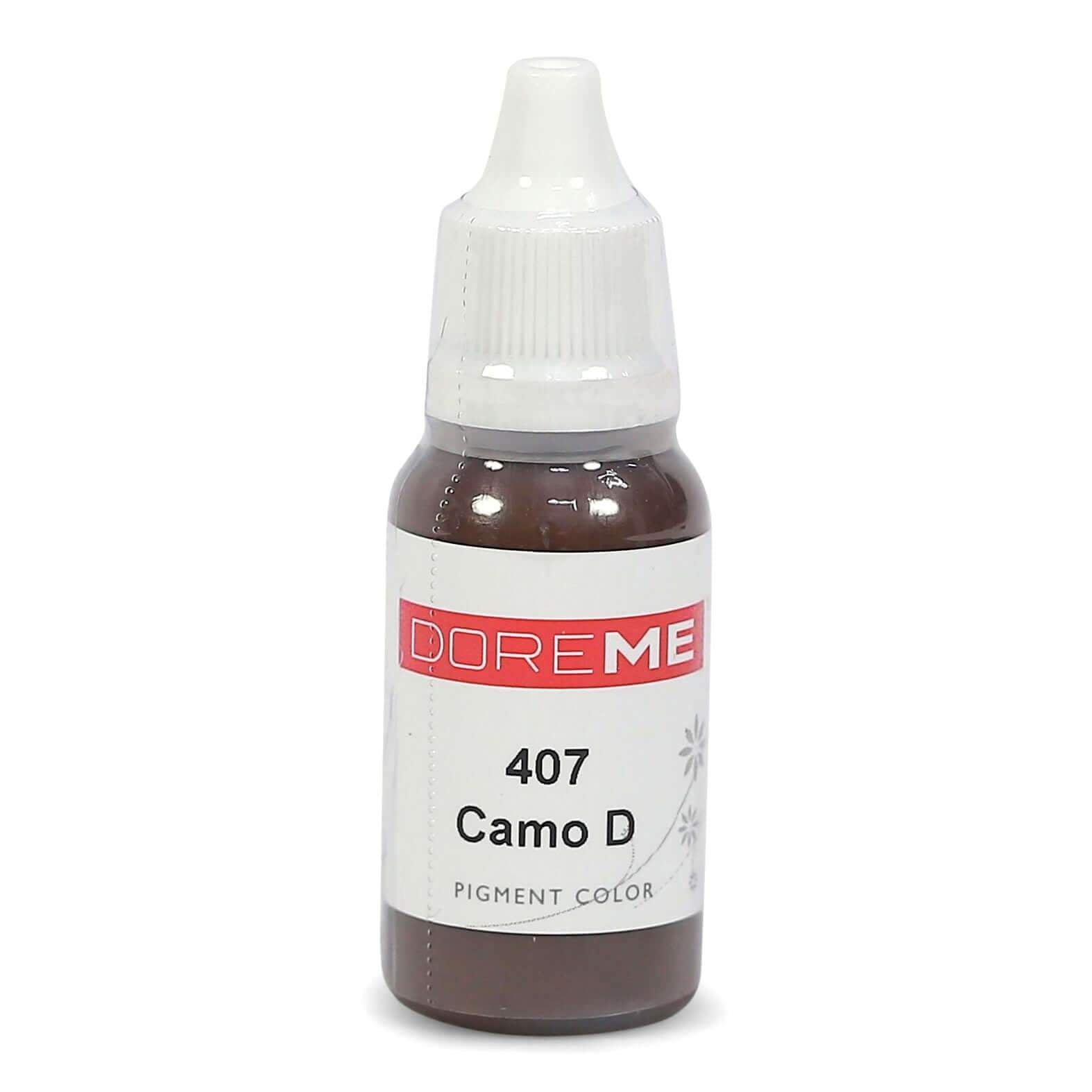 Doreme Skin Camouflage Pigments 407 Camo D (c) - Beautiful Ink UK trade and wholesale supplier