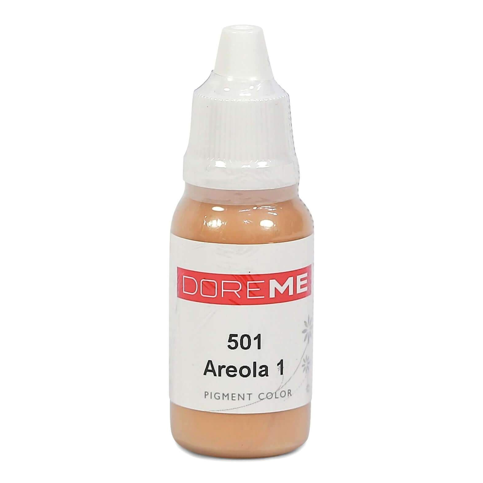 Doreme Areola Tattoo Pigments 501 Areola 1 (n) - Beautiful Ink UK trade and wholesale supplier