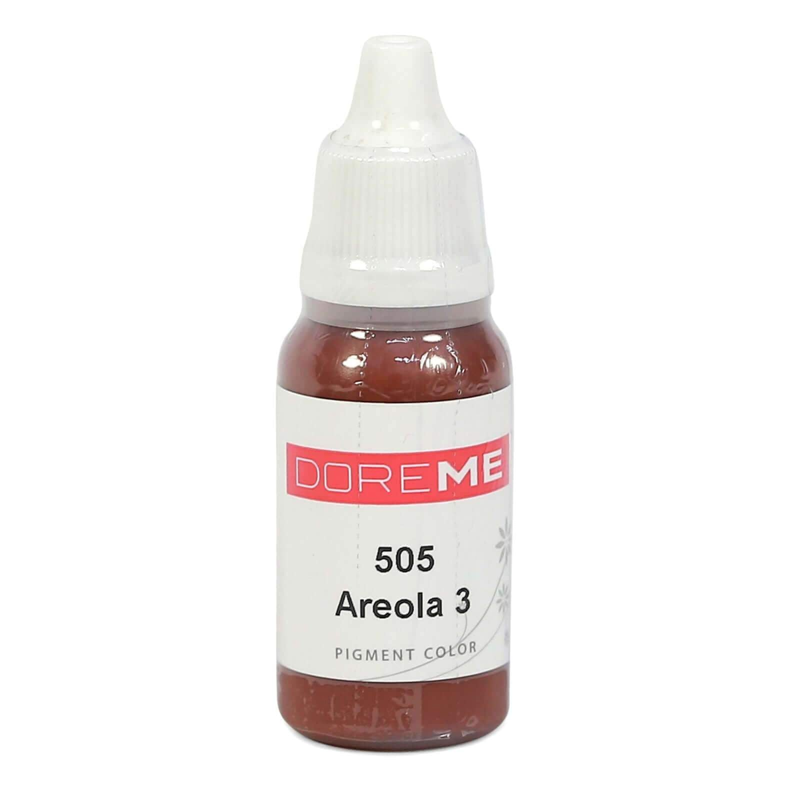 Doreme Areola Tattoo Pigments 505 Areola 3 (w) - Beautiful Ink UK trade and wholesale supplier