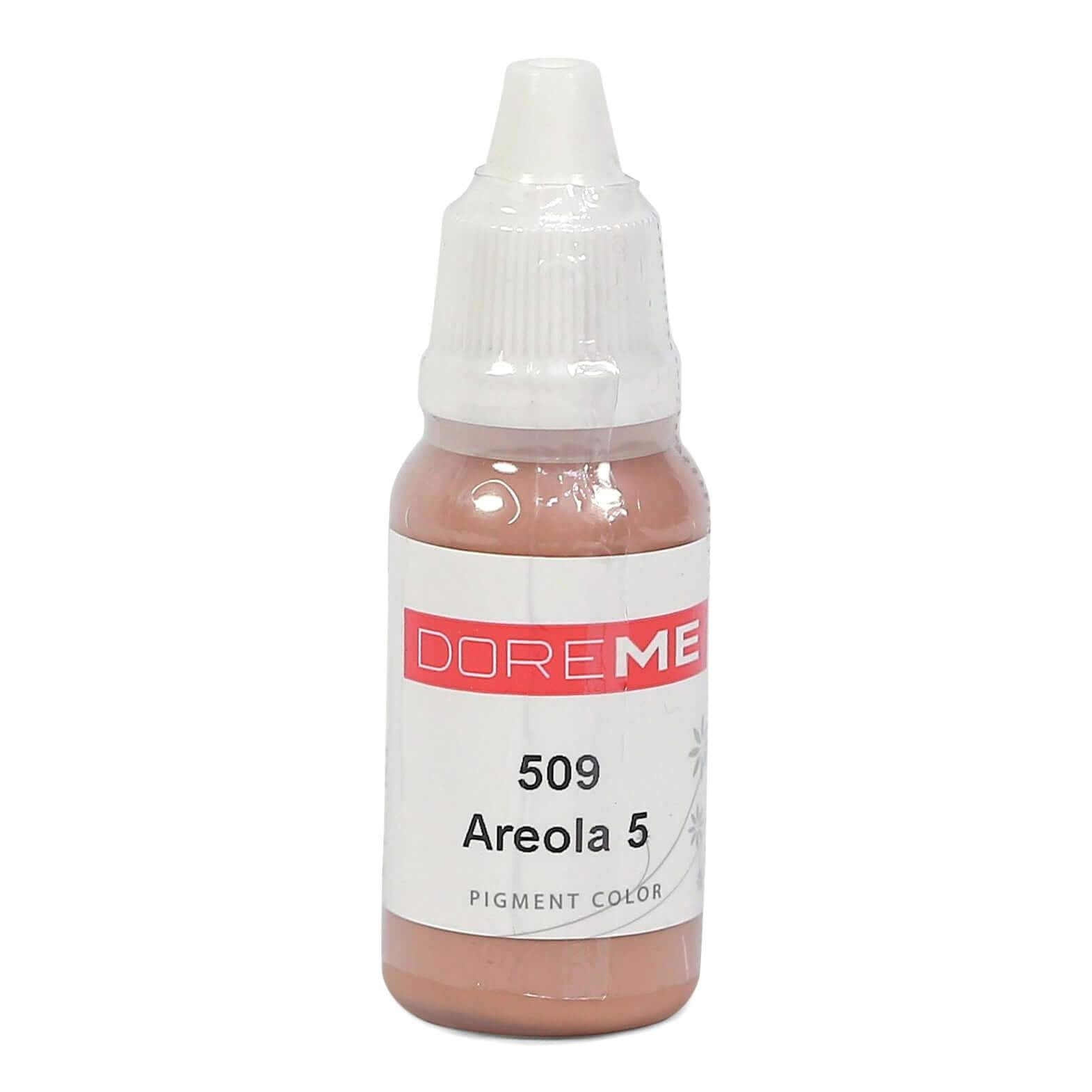 Doreme Areola Tattoo Pigments 509 Areola 5 (n) - Beautiful Ink UK trade and wholesale supplier