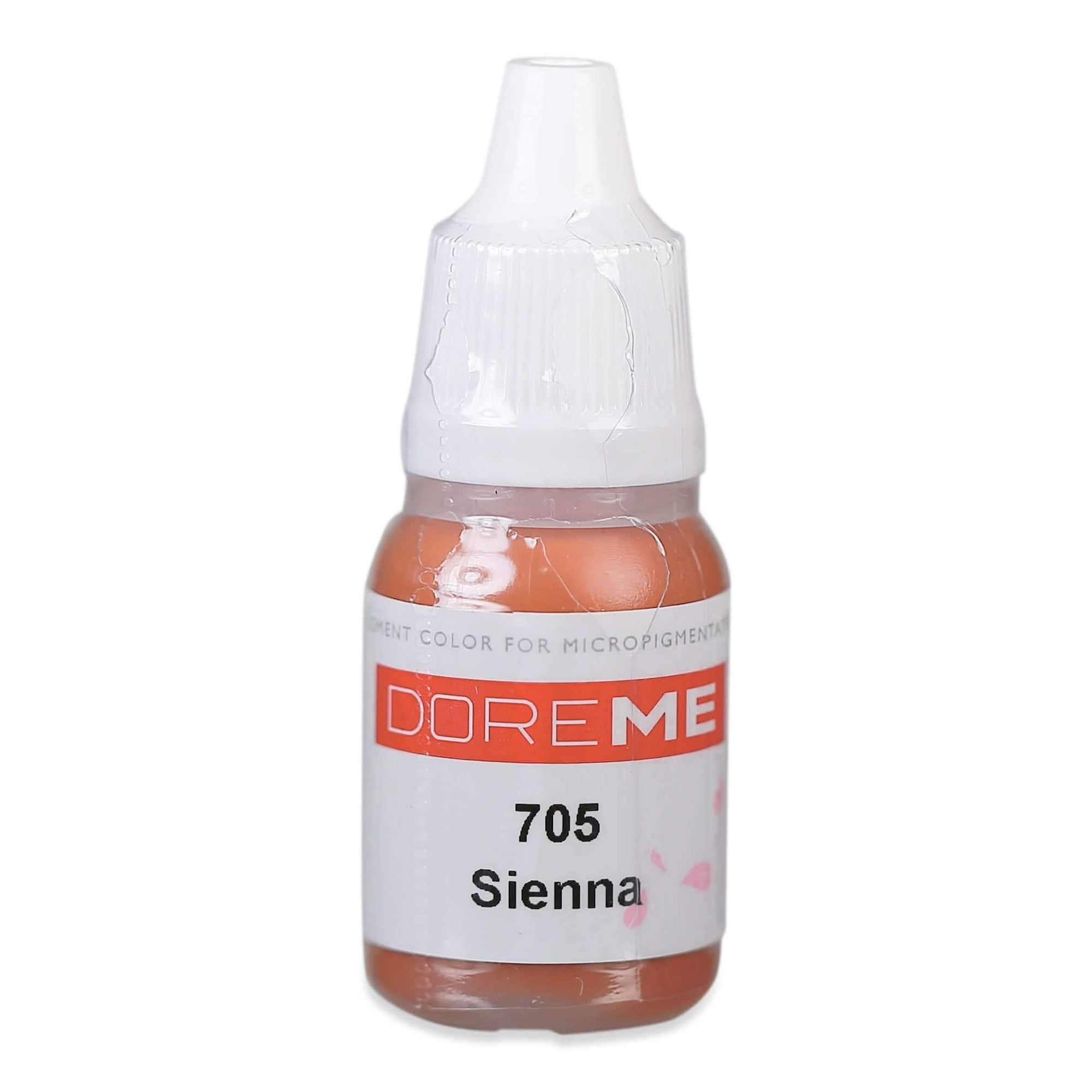 Doreme Organic Permanent Makeup Pigments UK Supplier Distributor Beautiful Ink Online Shop