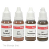 Permanent Makeup pigments Doreme Micropigmentation - Beautiful Ink UK Distributor, trade & wholesale supplier