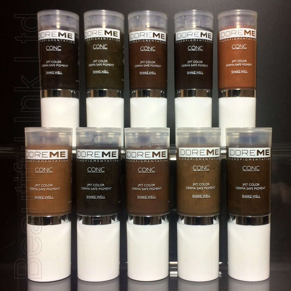 Permanent Makeup Pigments For Machine Amp Microblading By