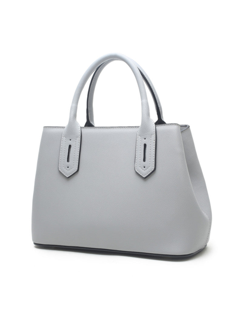 Genuine leather tote bag with shoulder strap (more colours)