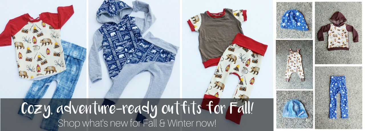Cozy, adventure-ready outfits for Fall!