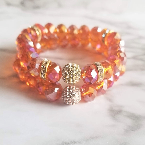 Orange Crystal