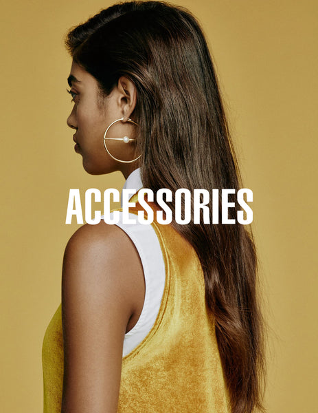 Accessories: The New Gold Standard Of Hoops