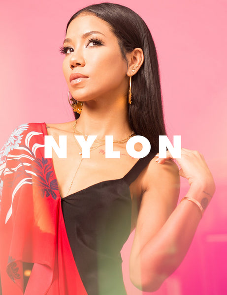 Nylon: Jhené Aiko Is Our November Cover Star