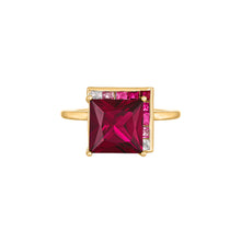 Load image into Gallery viewer, Alpha Ring - Pink