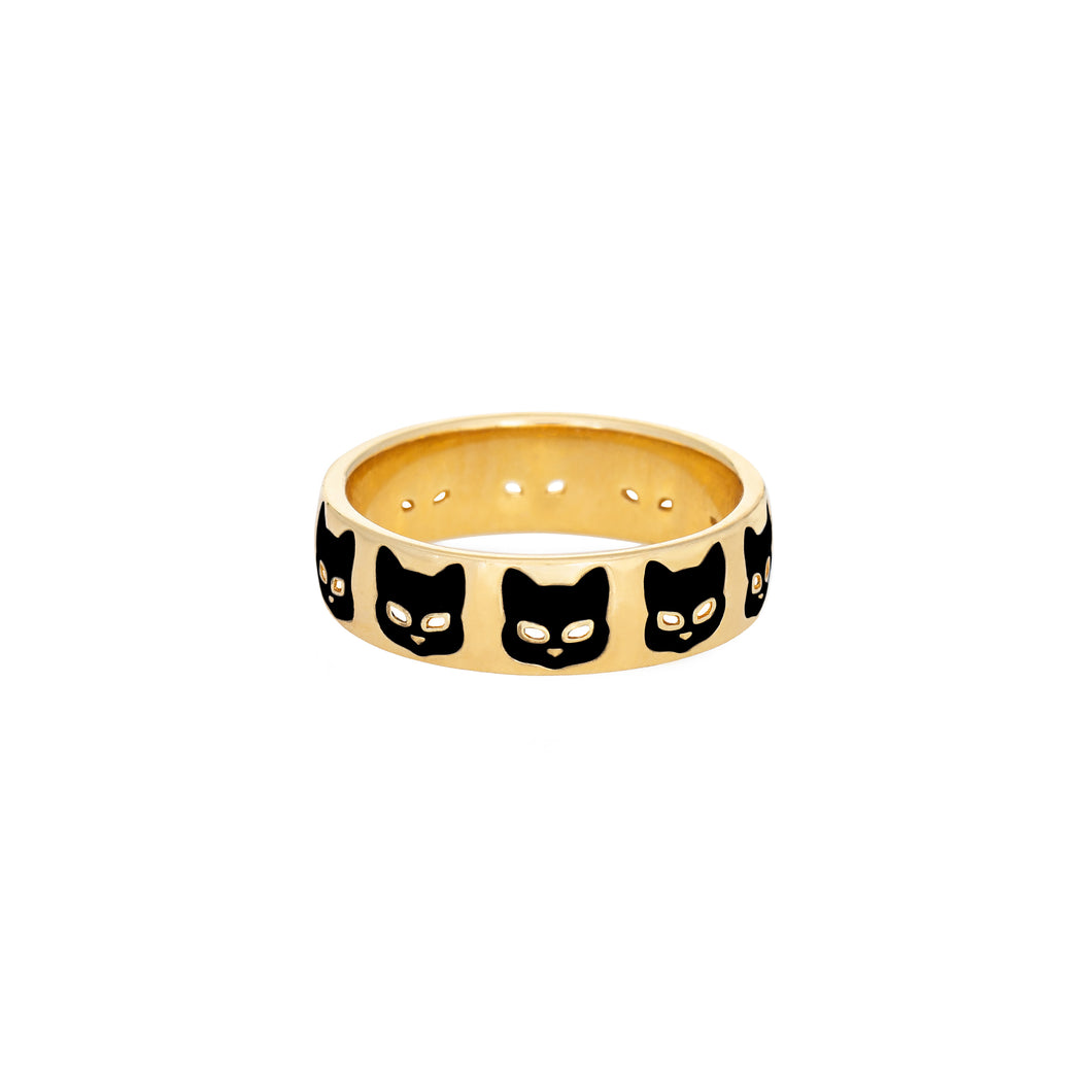 Cat Club Ring