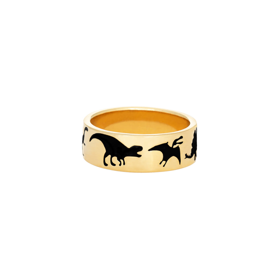 Dinosaur Trail Ring