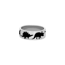 Load image into Gallery viewer, Dinosaur Trail Ring