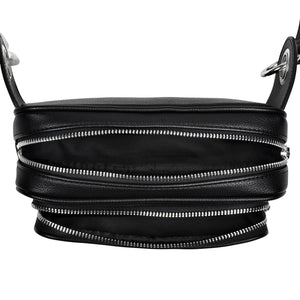 Black Odyssey Belt Bag