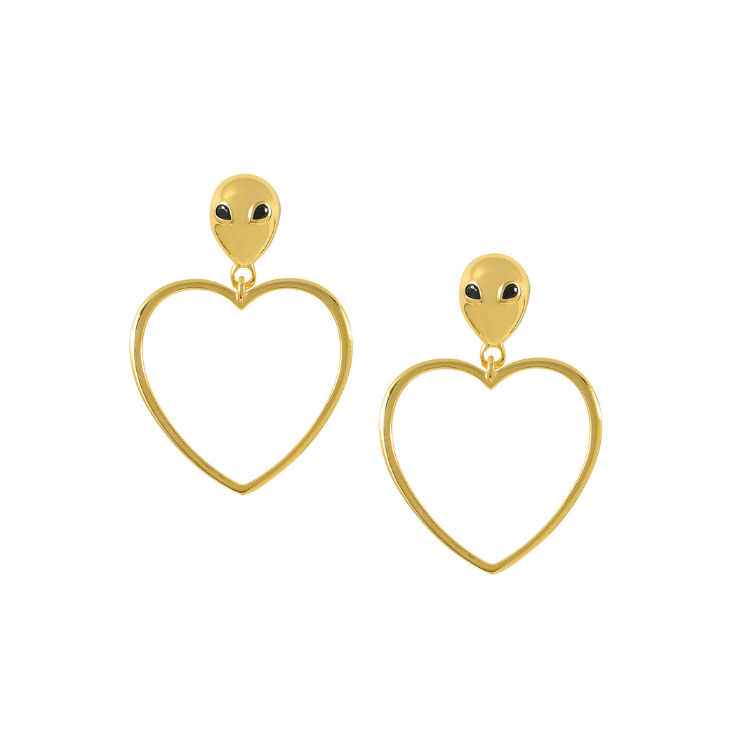 Cosmic Love Earrings