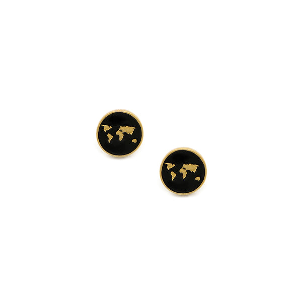 Earth Map Studs