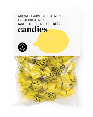 Lemon Candies