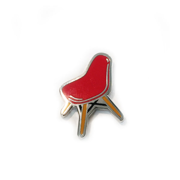 The Cafe Chair in Red