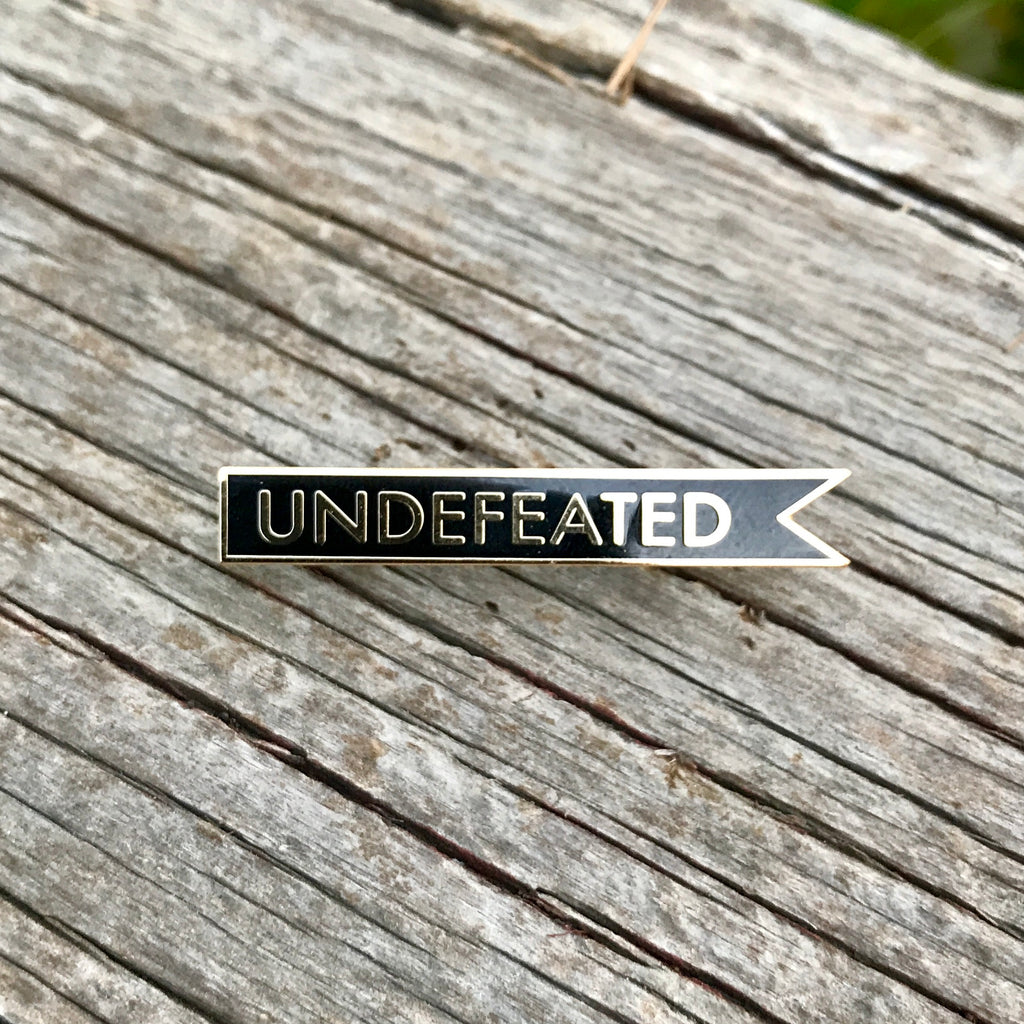 The Undefeated in Black (COMING SOON)