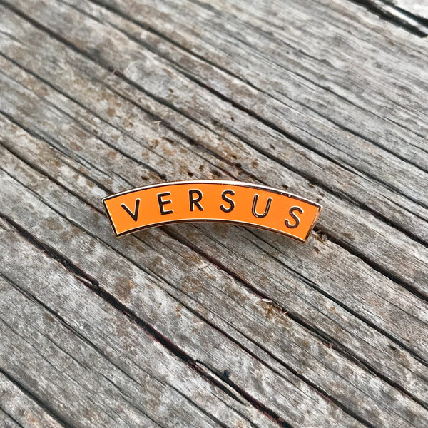 Versus in Orange