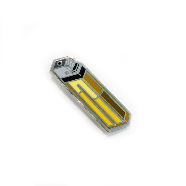 The Lighter in Yellow