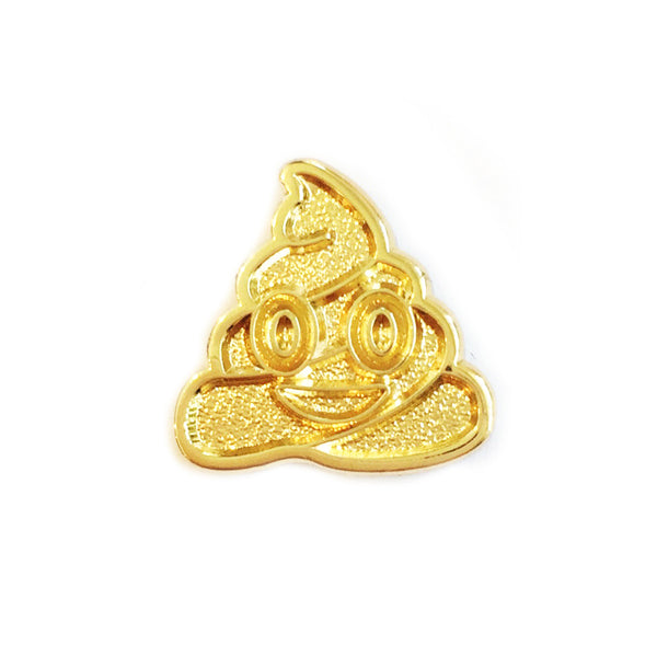 The Poop Emoji in Gold