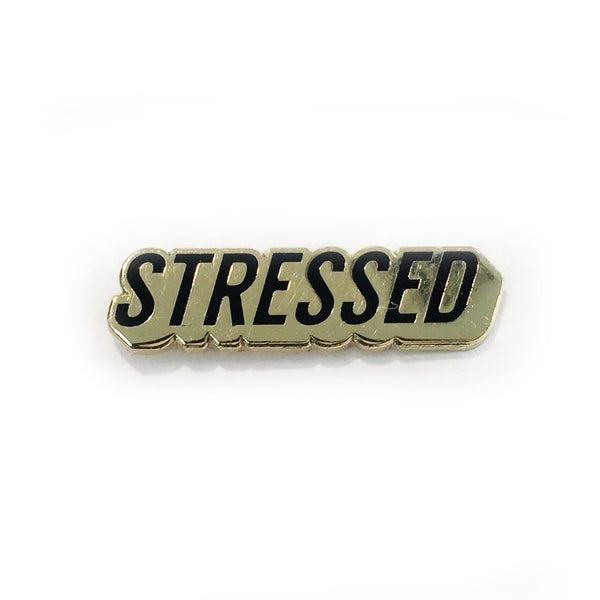 The Stressed in Black