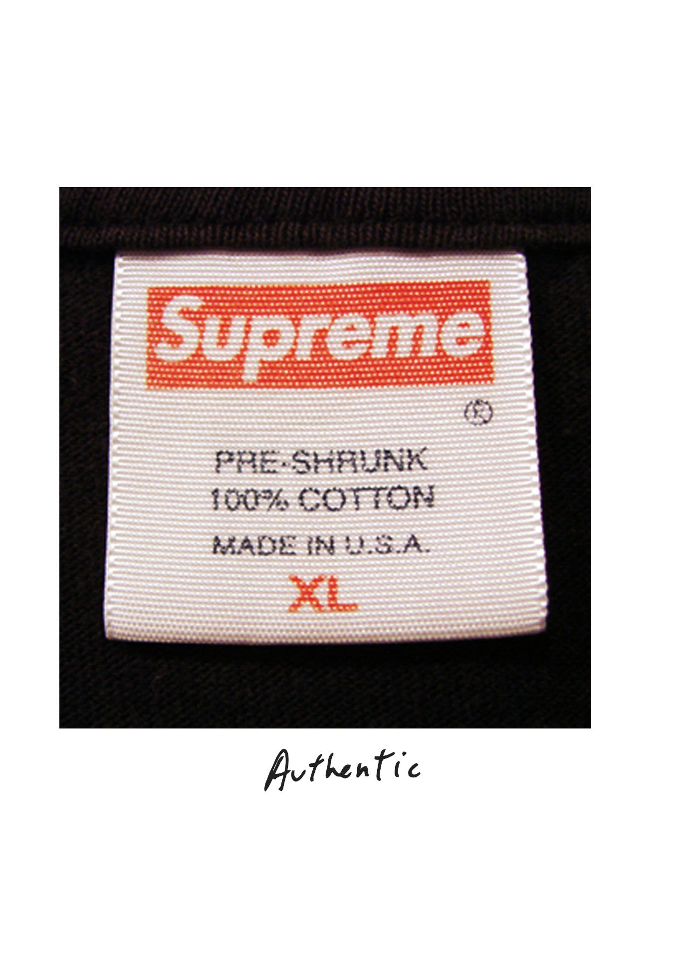 Supreme Purple Box Logo Tee (2005)