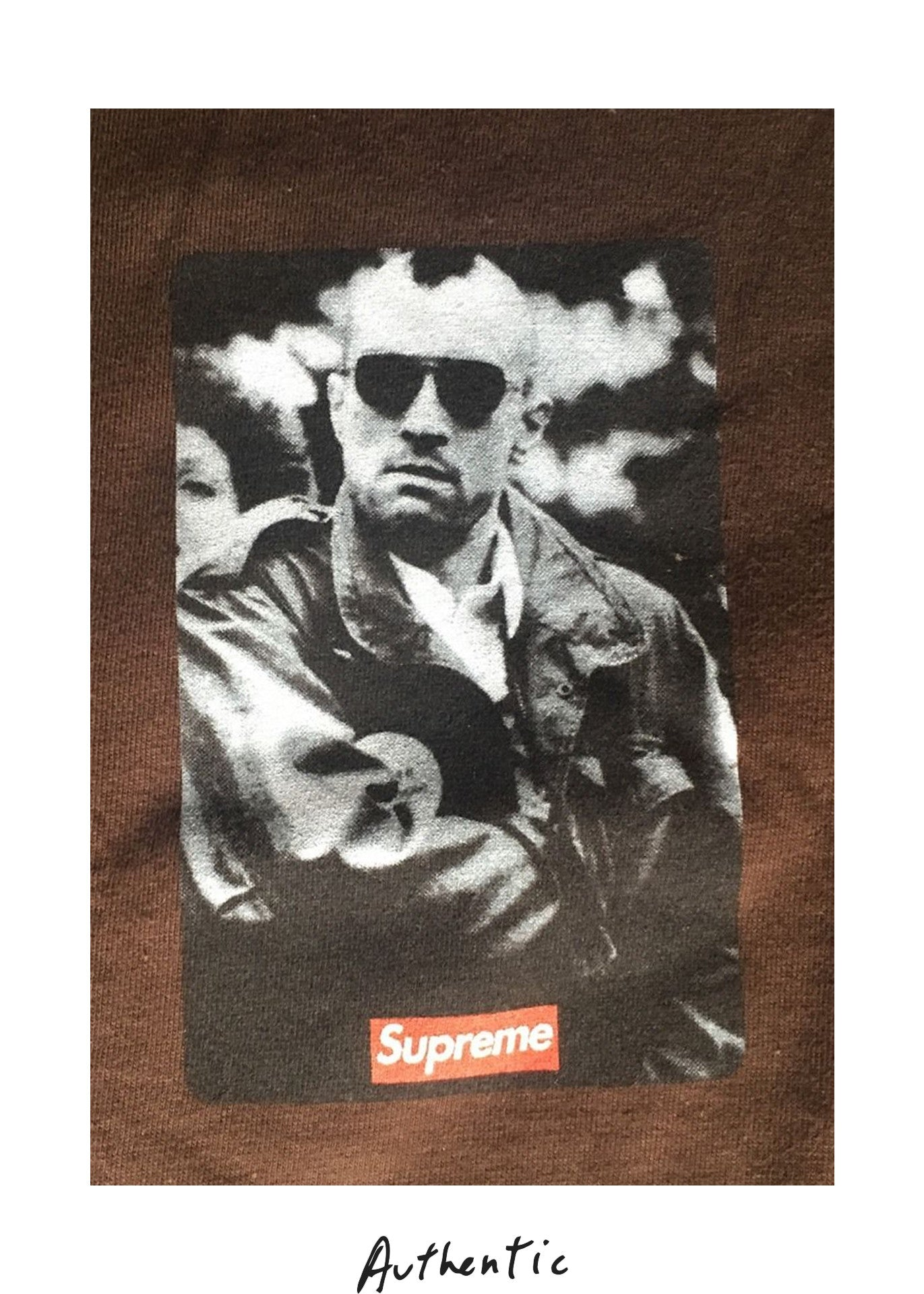 Supreme 20th Anniversary Taxi Driver Tee (S/S 2014)