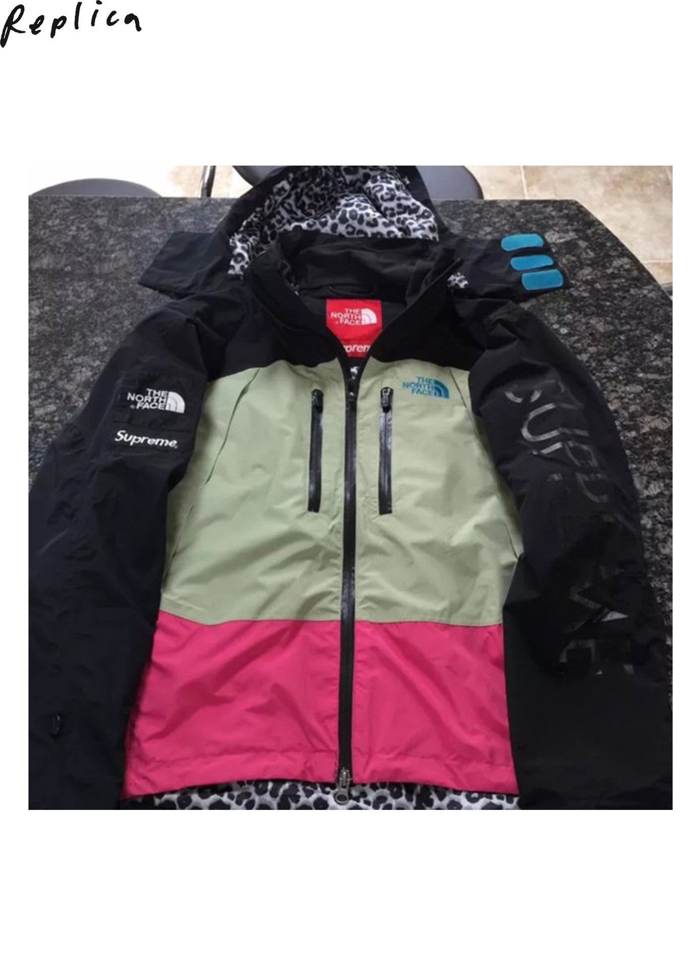 Supreme x The North Face Summit Series Jacket 1st OG (2007)